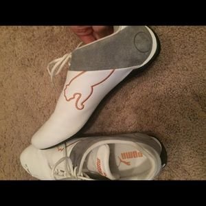 24a96e0721b3 Puma Shoes - Puma Sneakers size 7.5 but they run small